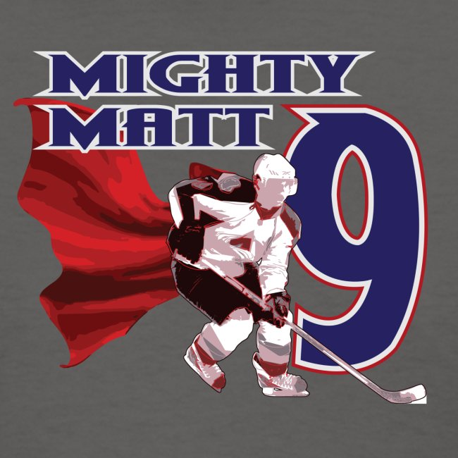Mighty Matt - Mens T-Shirt