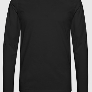 SquatAholic T-Shirts - Men's Premium Long Sleeve T-Shirt