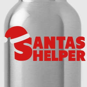Santas Helper T-Shirts - Water Bottle