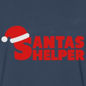 Santas Helper T-Shirts - Men's Premium Long Sleeve T-Shirt