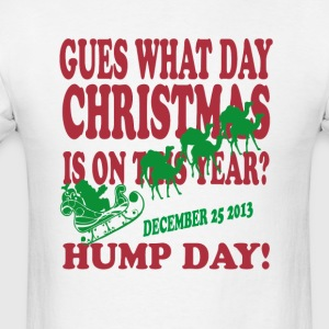 Guess what Day Christmas is on This year? Hoodies - Men's T-Shirt