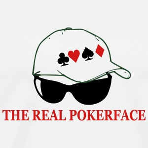 Pokerface - Men's Premium T-Shirt