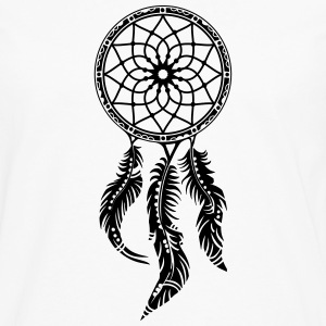 Dream catcher, Native American Indians, Feathers Hoodies - Men's Premium Long Sleeve T-Shirt