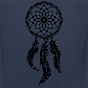 Dream catcher, Native American Indians, Feathers Women's T-Shirts - Men's Premium Tank