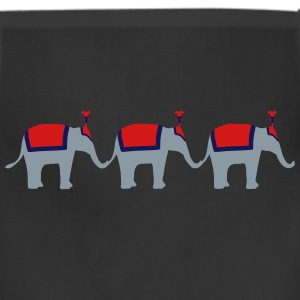 circus parade T-Shirts - Adjustable Apron