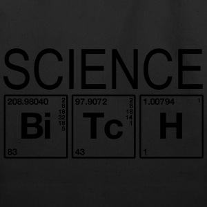 Science BiTcH Elements T-shirt - Eco-Friendly Cotton Tote