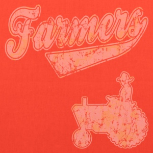 Farmers Tractor - Tote Bag