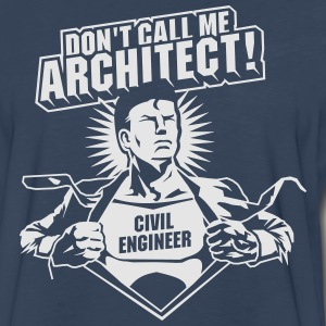 Civil Engineer - Men's Premium Long Sleeve T-Shirt