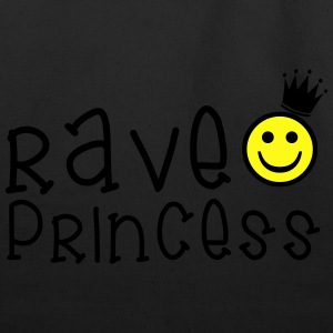 Rave Princess Women's T-Shirts - Eco-Friendly Cotton Tote