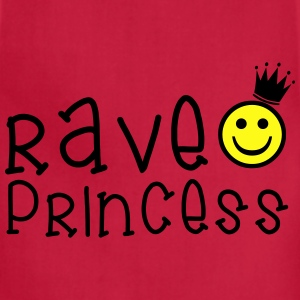 Rave Princess Tanks - Adjustable Apron