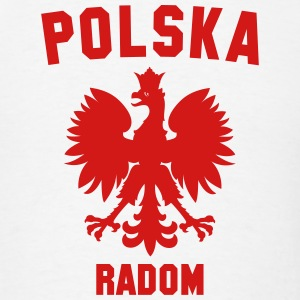 POLSKA RADOM - Men's T-Shirt