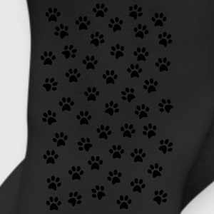 cat footprints for phone case Phone & Tablet Cases - Leggings