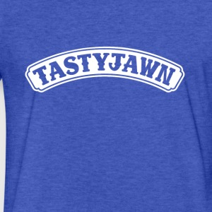tasty jawn Sweatshirts - Fitted Cotton/Poly T-Shirt by Next Level