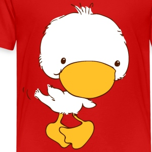 Shy Duckling Kids' Shirts - Toddler Premium T-Shirt