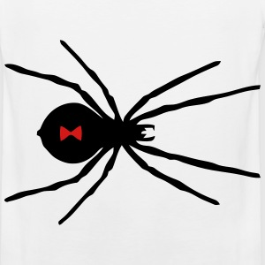 Black Widow Spider Women's T-Shirts - Men's Premium Tank