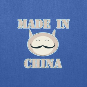 Made in China Cat - Tote Bag