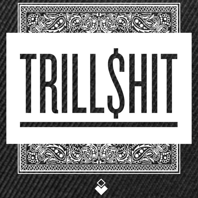 Trill Shit - Mens Hoodie