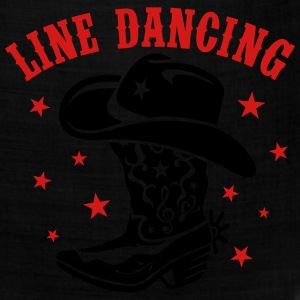 LINE DANCE  Women's T-Shirts - Bandana