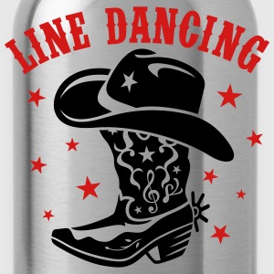 LINE DANCE  Women's T-Shirts - Water Bottle