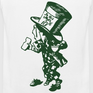 Alice In Wonderland T-Shirts - Men's Premium Tank