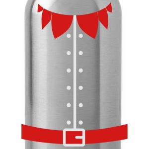 christmas elf costume Women's T-Shirts - Water Bottle