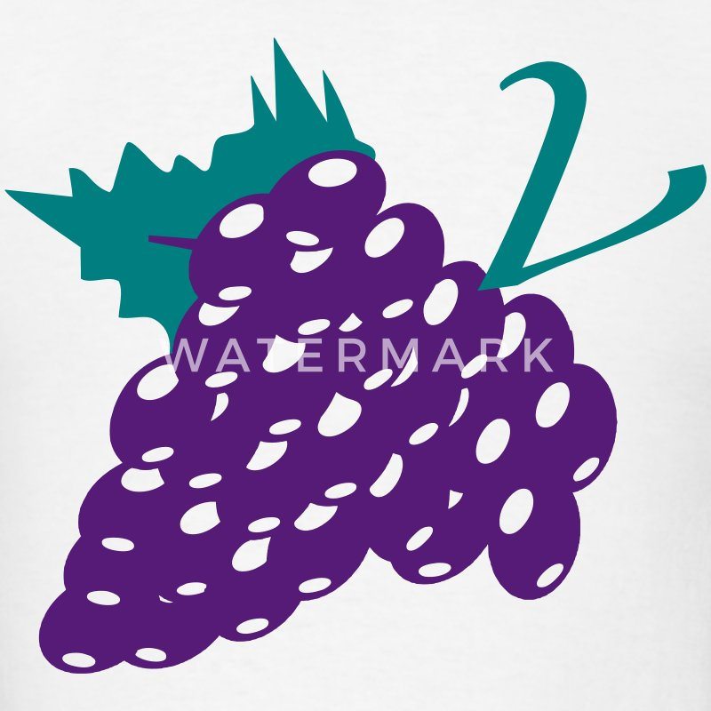 Jordan 5 Grapes  - Men's T-Shirt