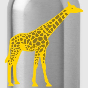 Giraffe Women's T-Shirts - Water Bottle