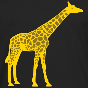 Giraffe Women's T-Shirts - Men's Premium Long Sleeve T-Shirt