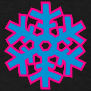 Snowflake Caps - Men's T-Shirt