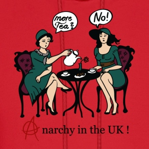 More Tee? No! - Anarchy in the UK! T-Shirts - Men's Hoodie
