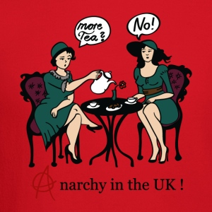 More Tee? No! - Anarchy in the UK! T-Shirts - Crewneck Sweatshirt
