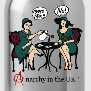More Tee? No! - Anarchy in the UK! T-Shirts - Water Bottle