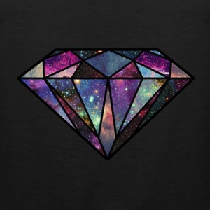 Universe Diamond Women's Hooded Sweatshirt - Men's Premium Tank