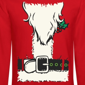 santa suit Women's T-Shirts - Crewneck Sweatshirt