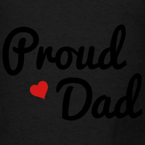 Proud Dad Bags & backpacks - Men's T-Shirt