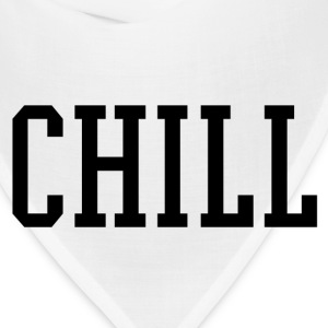 Chill Women's T-Shirts - Bandana