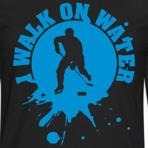 I walk on water T-Shirts - Men's Premium Long Sleeve T-Shirt