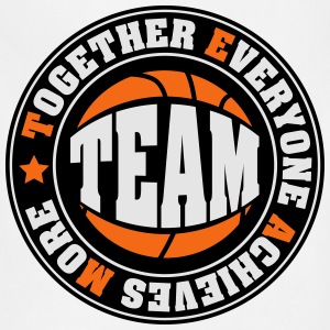 TEAM: Together Everyone Achieves More T-Shirts - Adjustable Apron