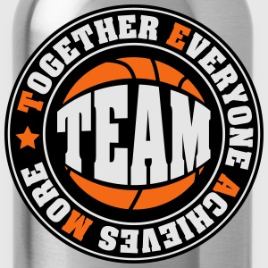 TEAM: Together Everyone Achieves More T-Shirts - Water Bottle