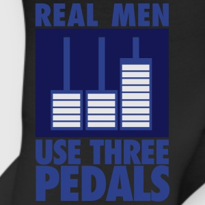 Real men use three pedals T-Shirts - Leggings