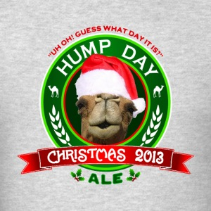 Hump Day Camel Christmas Ale Womens Hooded Sweatsh - Men's T-Shirt