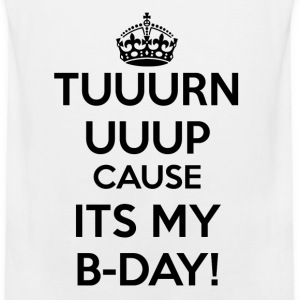 It's my birthday Women's T-Shirts - Men's Premium Tank