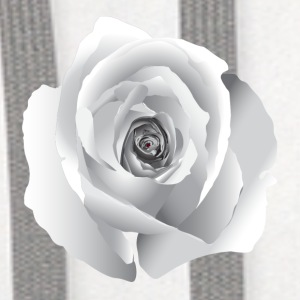 White Rose Bottles & Mugs - Contrast Hoodie