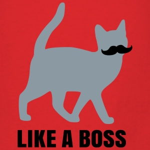 cat like a boss Bags & backpacks - Men's T-Shirt