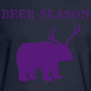 Beer Season Hoodies - Men's Long Sleeve T-Shirt