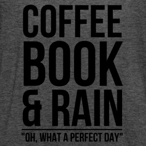 coffee_book_rain Women's T-Shirts - Women's Flowy Tank Top by Bella