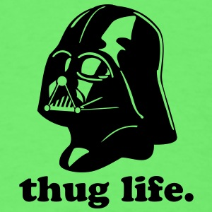 Darth Vader Thug Life - Men's T-Shirt