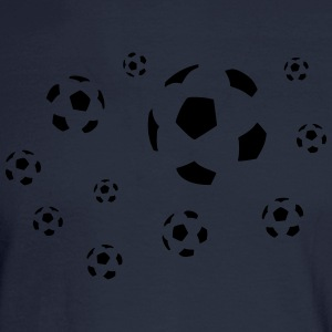 Soccer balls - Men's Long Sleeve T-Shirt