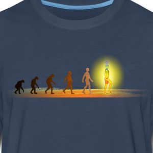 visionary evolution  T-Shirts - Men's Premium Long Sleeve T-Shirt