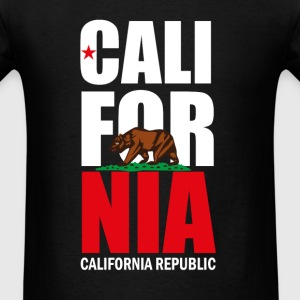 CALIFORNIA REPUBLIC Long Sleeve Shirts - Men's T-Shirt